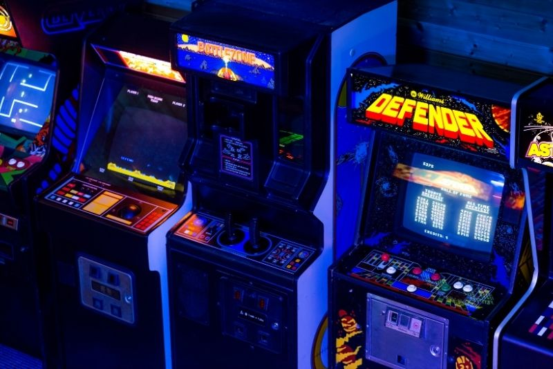 Player 1 Video Game Bar, Orlando