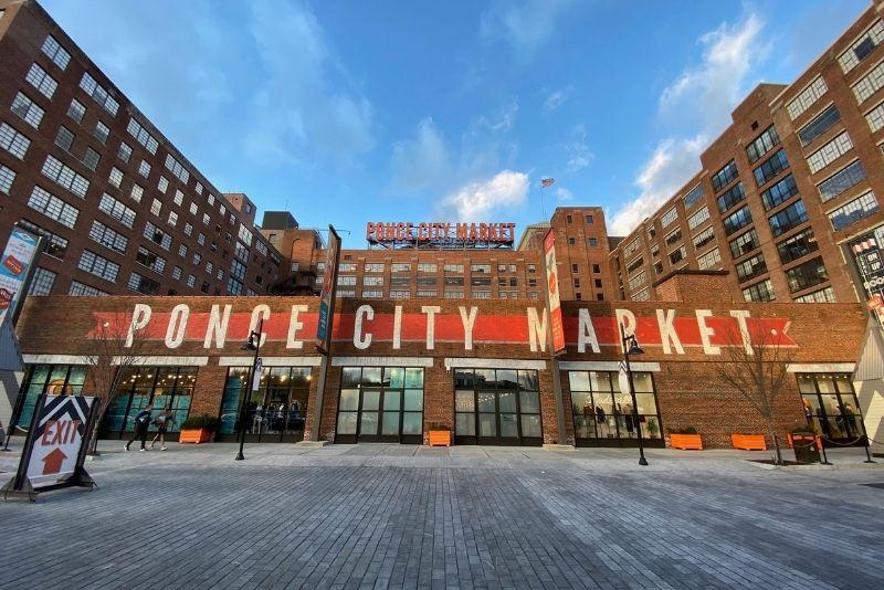 Ponce City Market, Atlanta