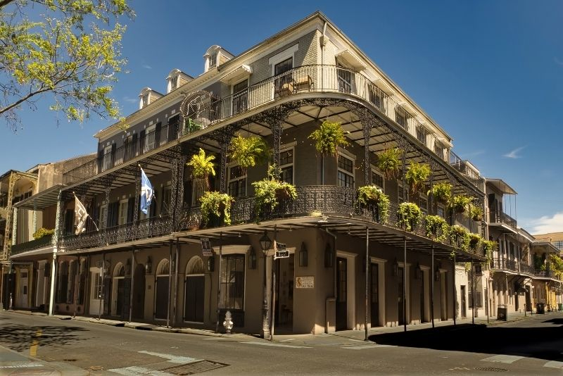 Royal Street in New Orleans