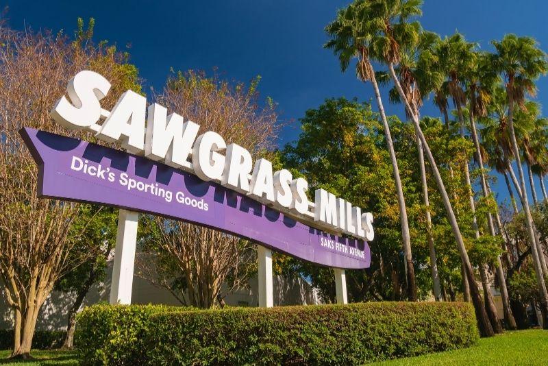 Sawgrass Mills Mall, Florida