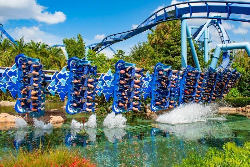 Seaworld theme park, Orlando