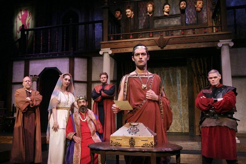 Shakespeare Tavern Playhouse, Atlanta