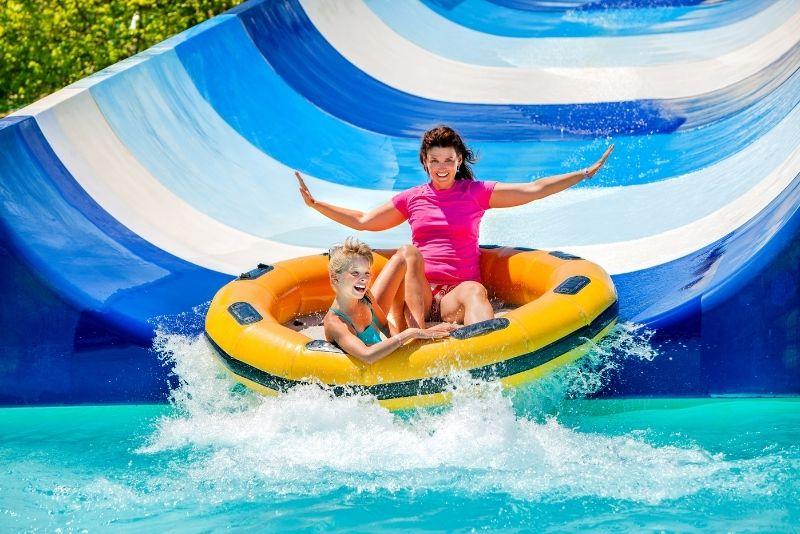 Six Flags White Water, Georgia