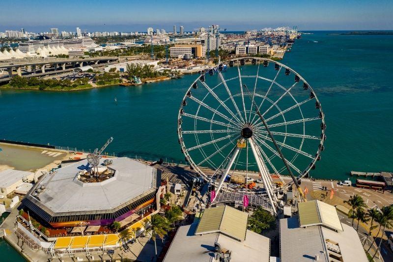 Skyviews Miami Observation Wheel, Miami, Florida