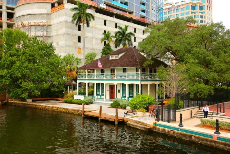 Stranahan House Museum, Fort Lauderdale