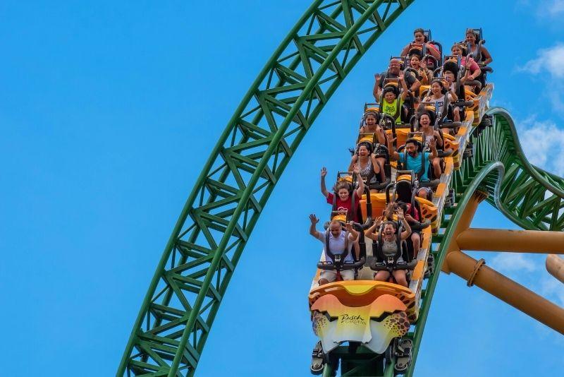 Tampa Bay's Busch Gardens