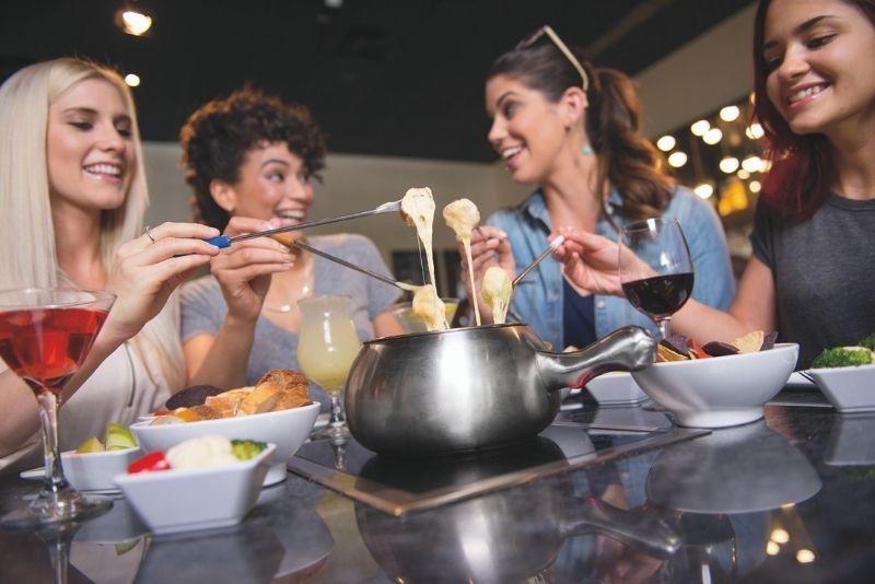 The Melting Pot restaurant, Orlando