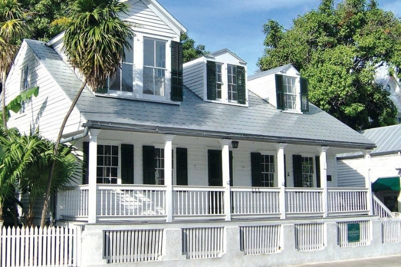 The Oldest House Museum, Key West, Florida