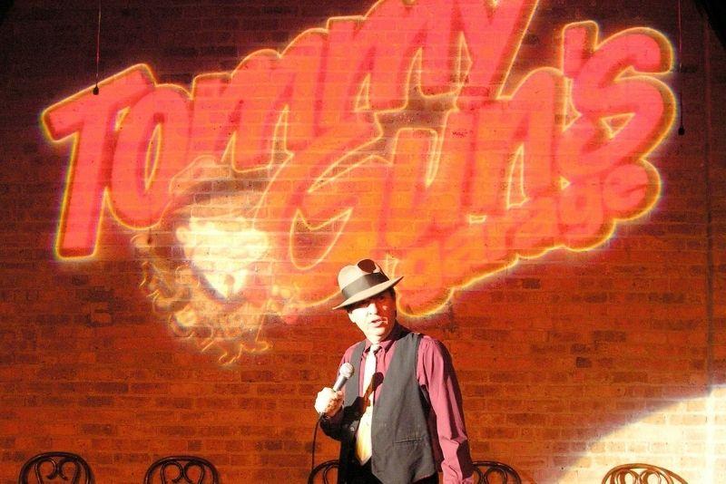 Tommy Gun's Garage, Chicago
