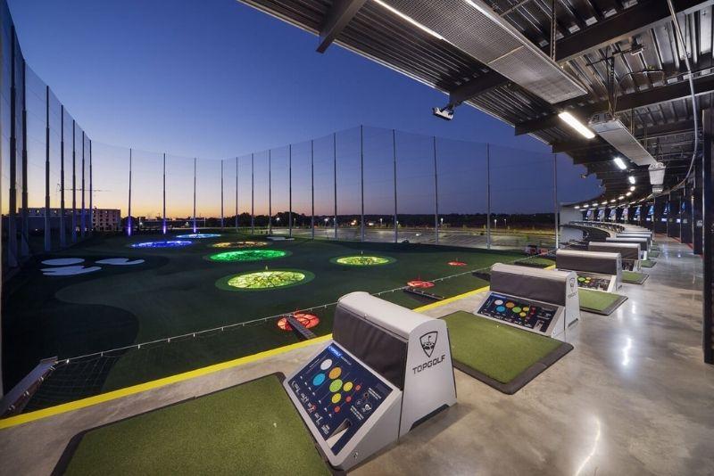 Top Golf in Atlanta
