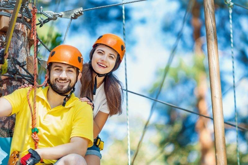 Tree Trek Orlando park
