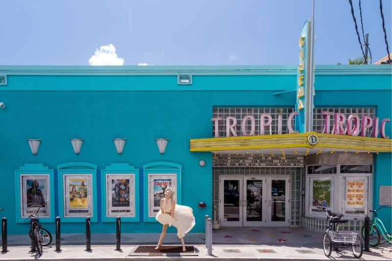 Tropic Cinema, Key West, Florida