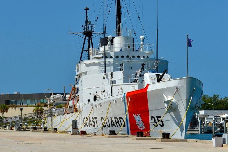 U.S. Coast Guard Cutter Ingham Museum, Key West, Florida