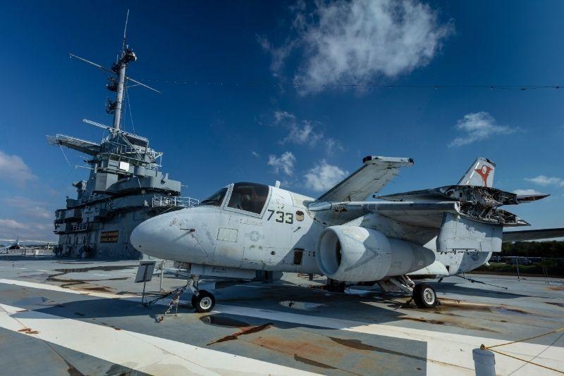 USS Yorktown, Patriots Point Naval & Maritime Museum