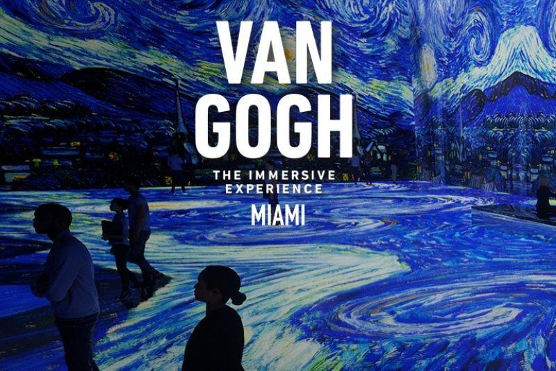 Van Gogh Experience Miami