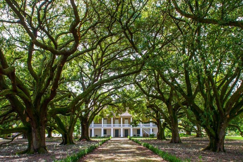 Whitney Plantation near New Orleans