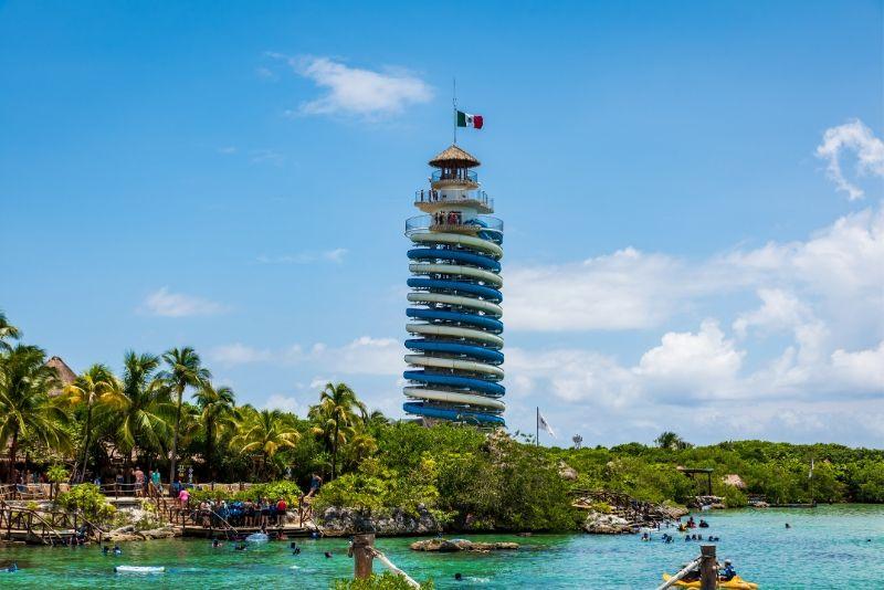 Xel-Ha Park, Cancun, Mexiko