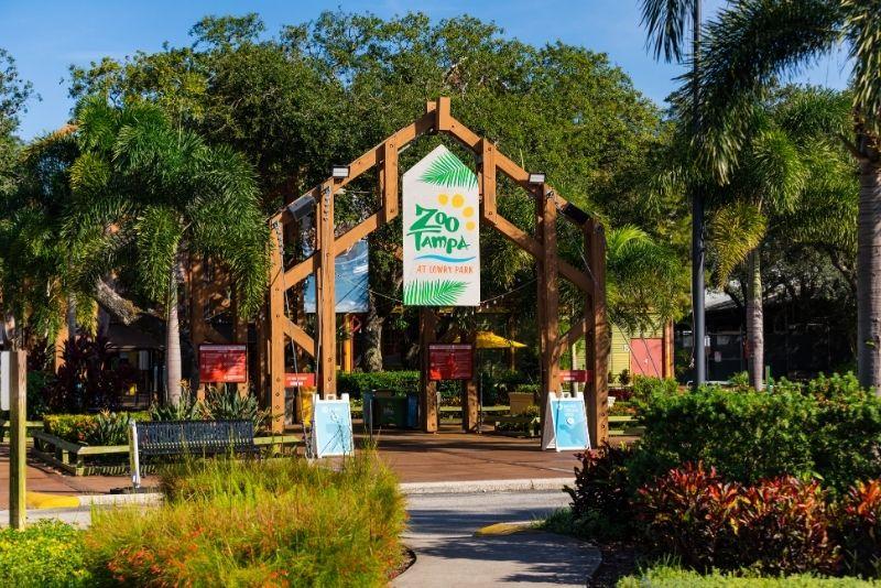 ZooTampa, Florida