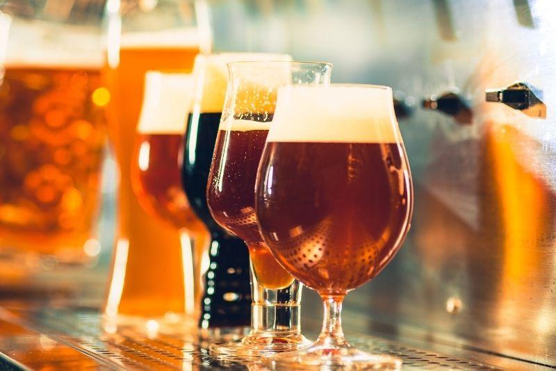beer tasting in Orlando