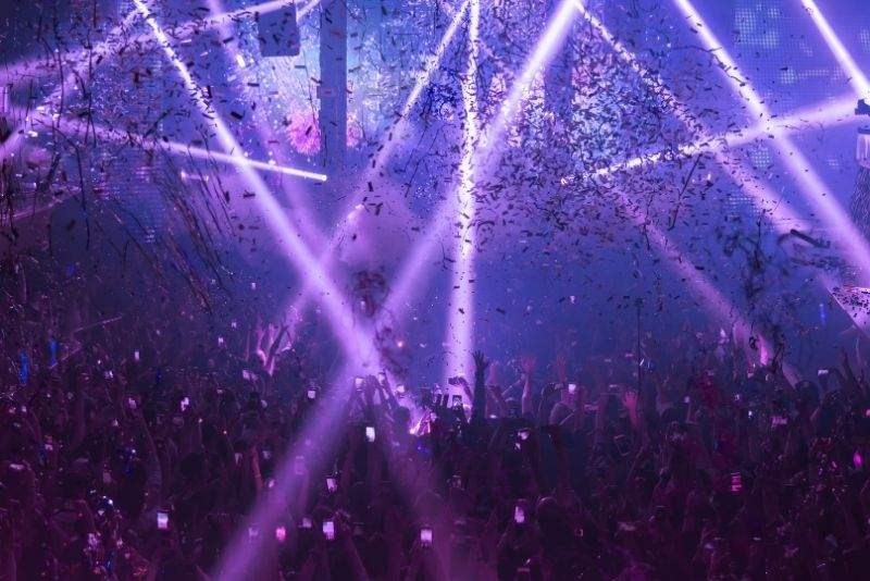 clubbing in Chicago