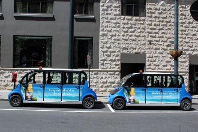electric car tour in Atlanta