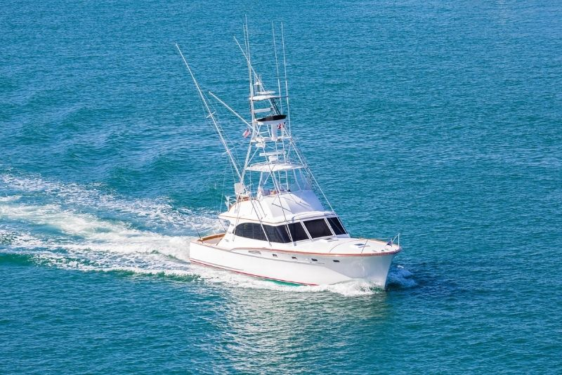fishing trip in Charleston