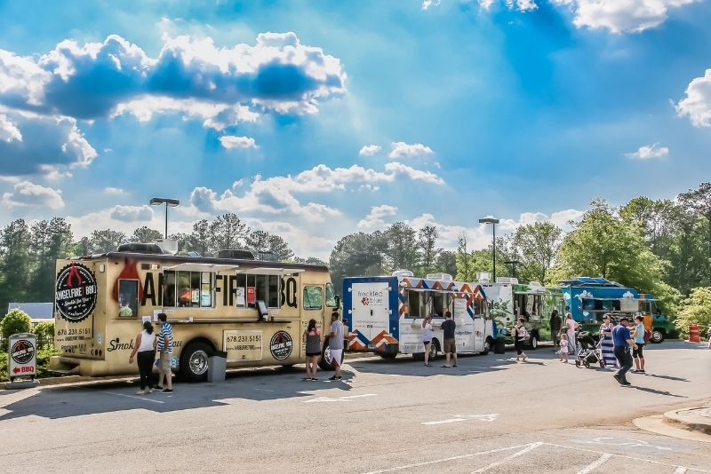food tour in Atlanta