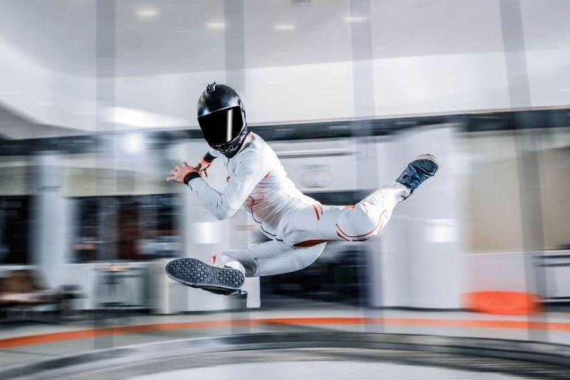 indoor skydiving, Orlando