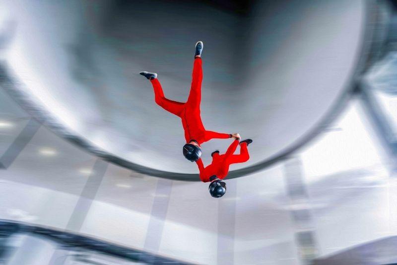 indoor skydiving in Chicago