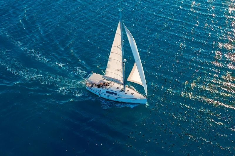sailing boat tour in Fort Lauderdale