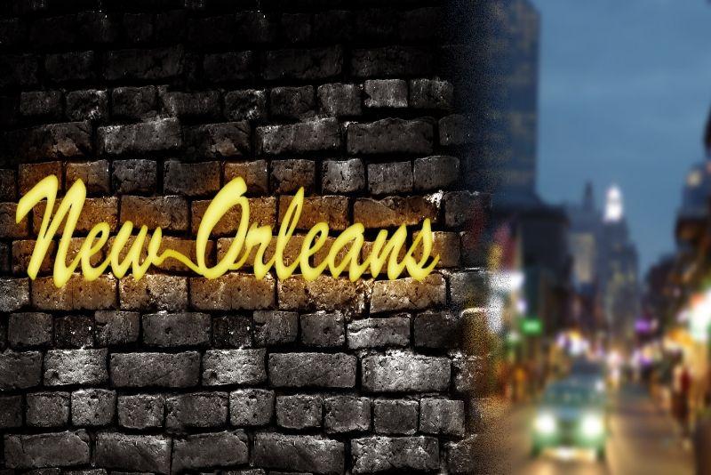 scavenger hunt in New Orleans