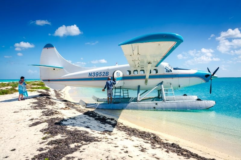 seaplane tour from Fort Lauderdale