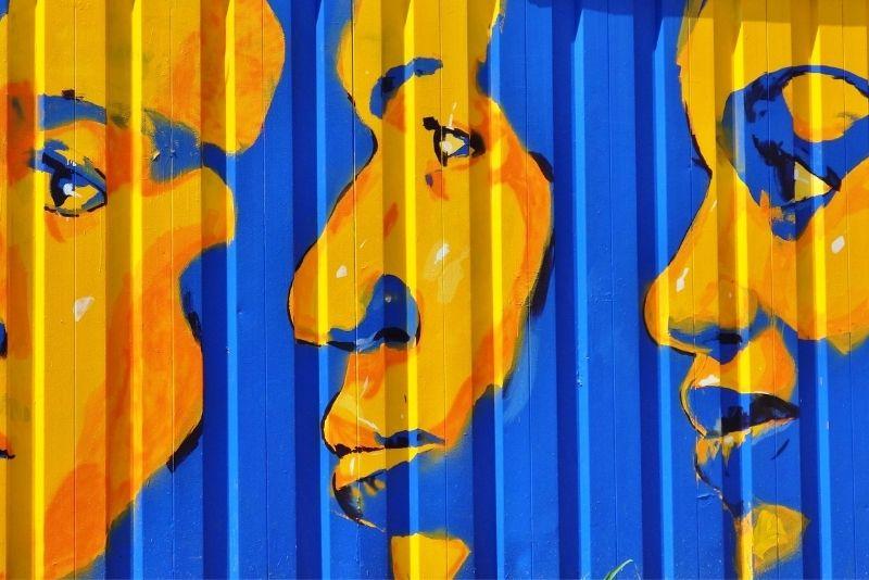 street art in Atlanta