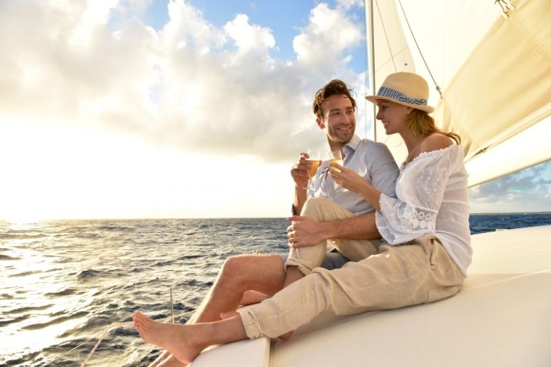 sunset sailing cruise, Fort Lauderdale