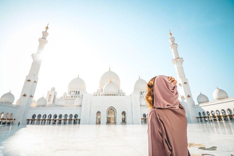 Abu Dhabi day trip from Dubai