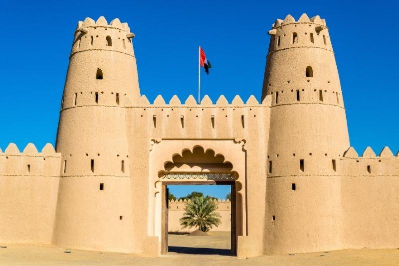 Al Ain Tagesausflug von Dubai