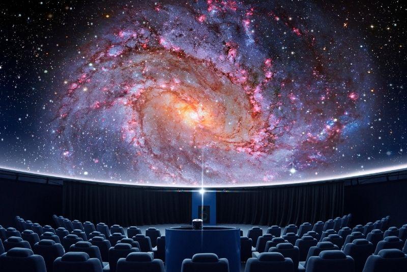 Al Thuraya Astronomy Center, Dubai