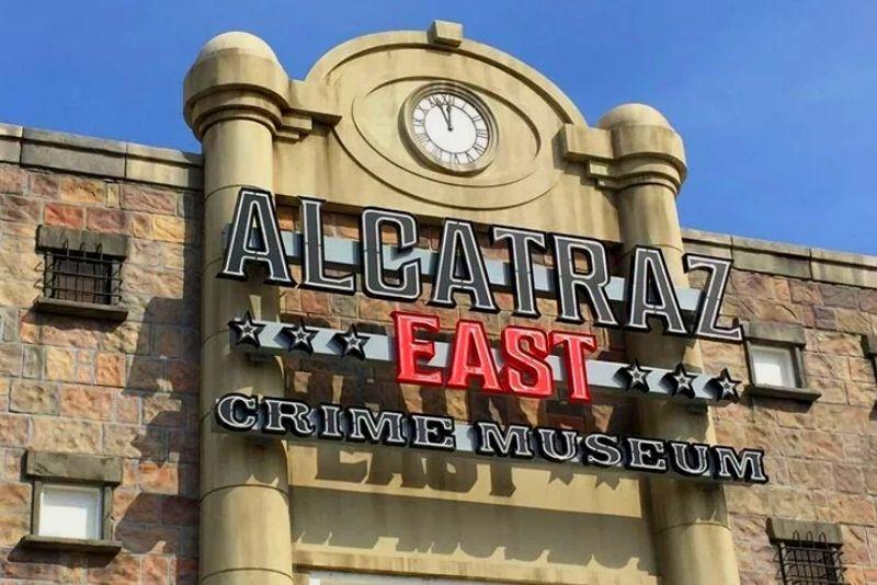 Alcatraz East Crime Museum, Pigeon Forge