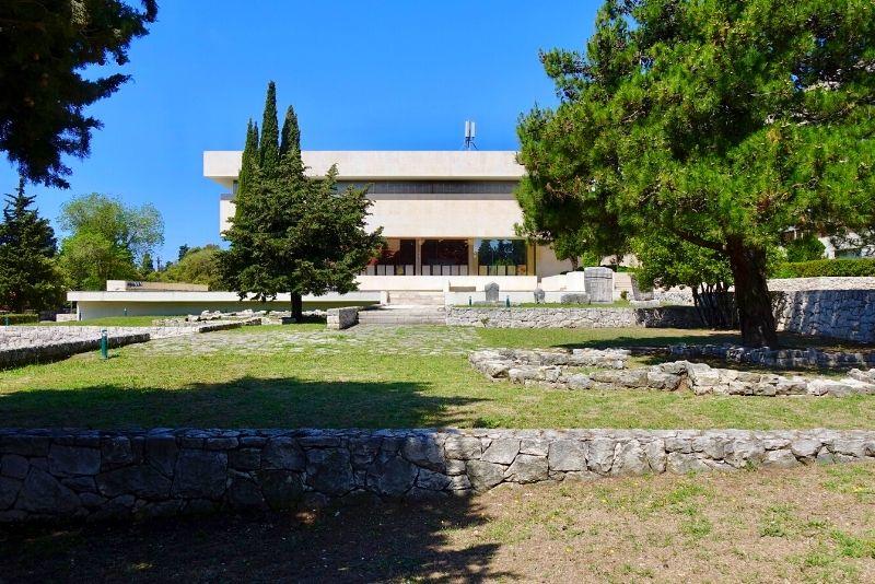Musée archéologique, Split