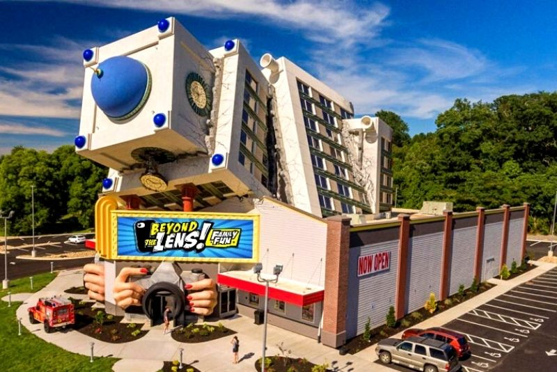 Beyond The Lens! museum, Pigeon Forge