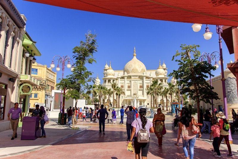 Parques de Bollywood en Dubái
