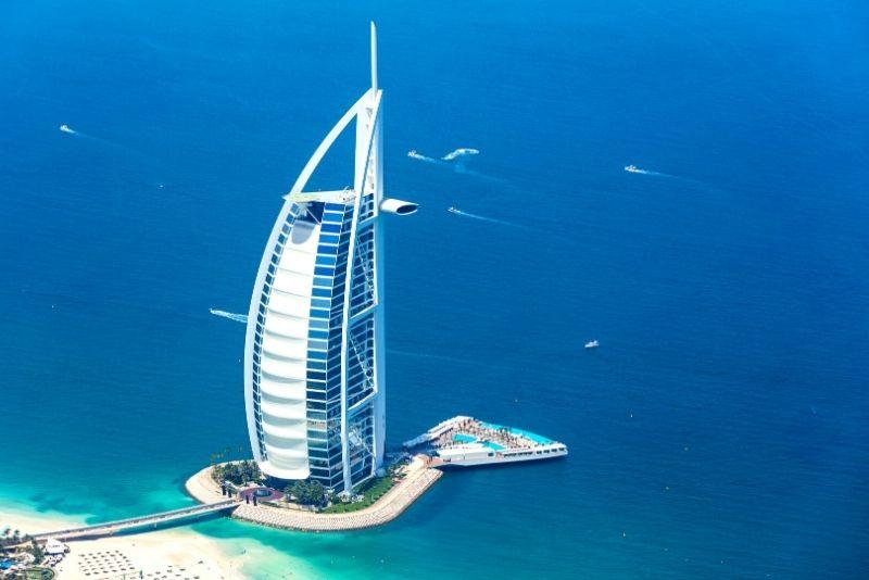 Burj Al Arab Hotel, Dubái