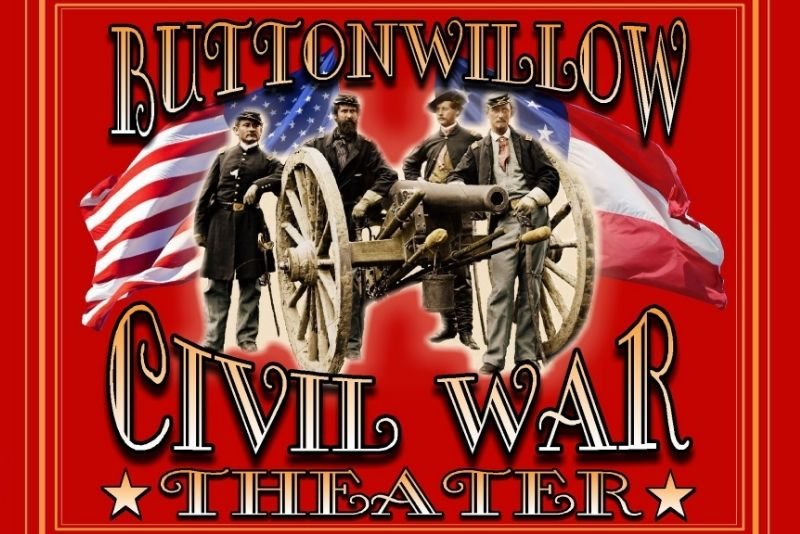 Buttonwillow Civil War Theater, Pigeon Forge