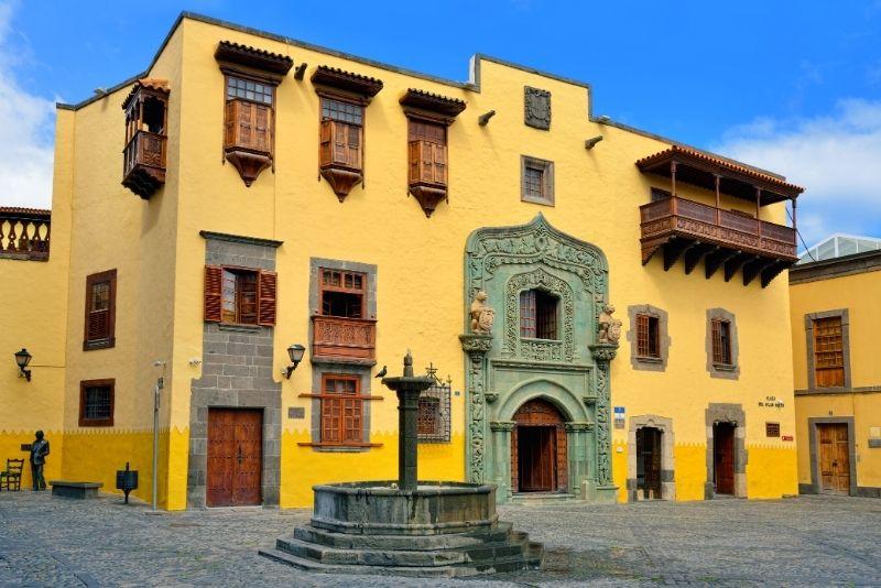 Colon House, Gran Canaria