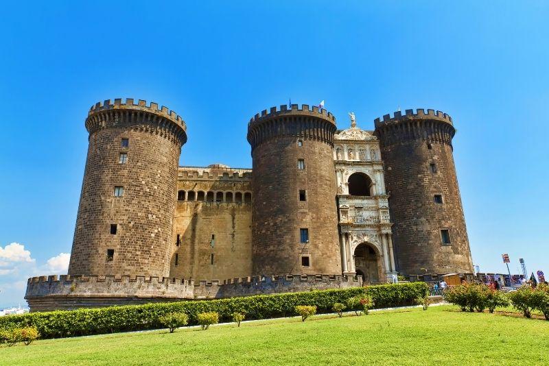 Castel Nuovo, Neapel