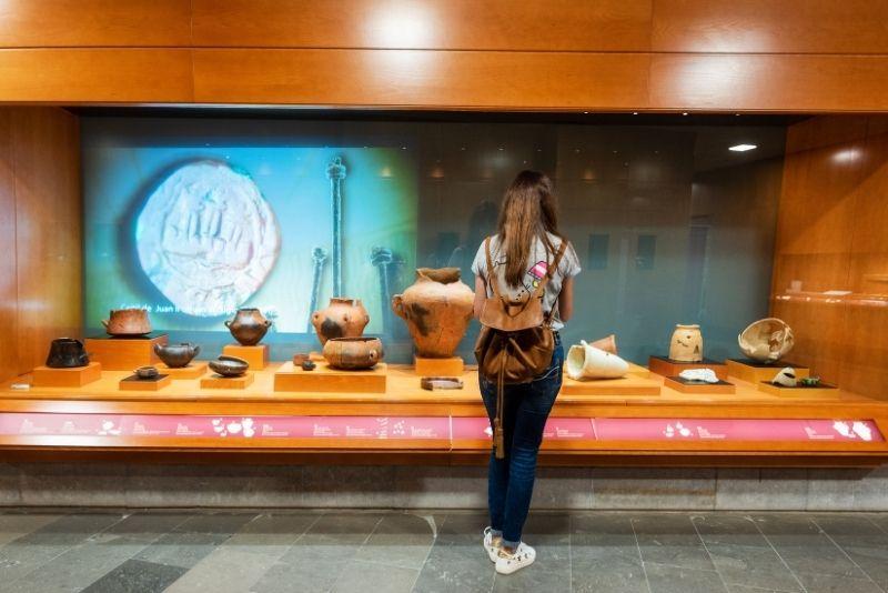 Museo e parco archeologico di Cueva Pintada, Gran Canaria