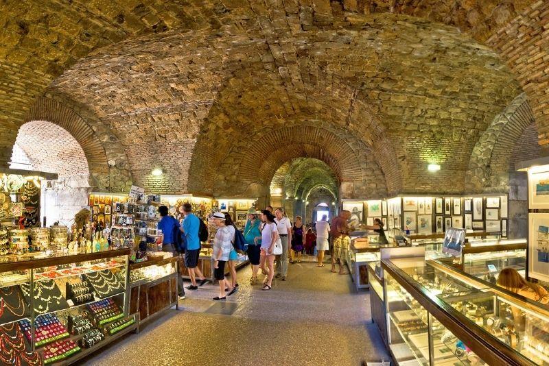 Caves de Dioclétien, Split