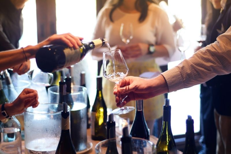 Downtown Napa Food and Wine Tour