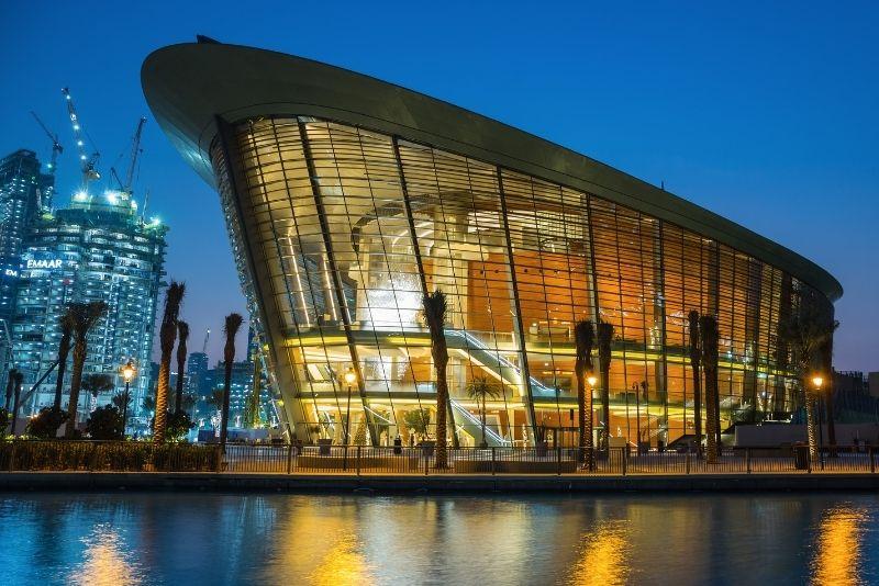 Ópera de Dubai