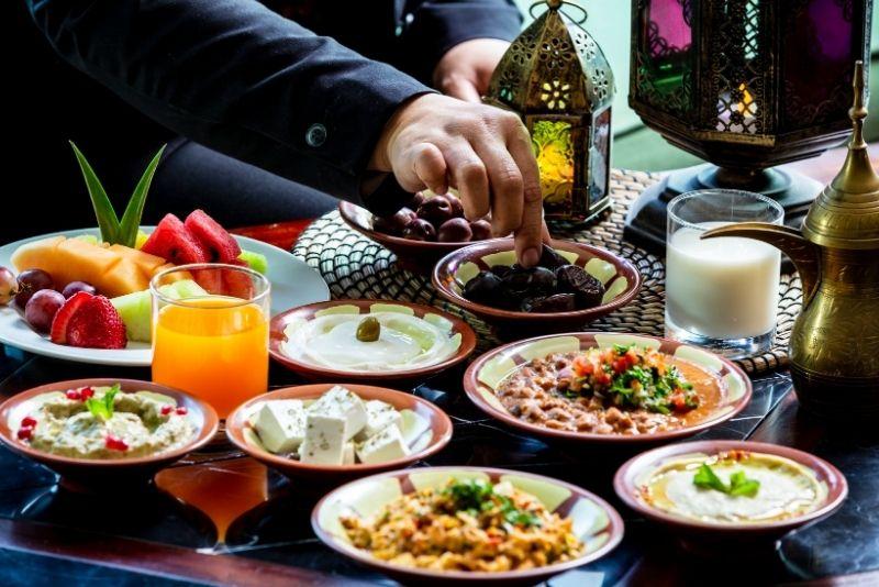 Tour gastronómico por Dubai